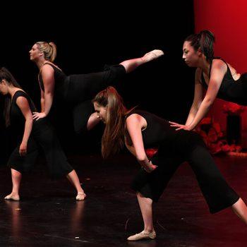 prepare dance performance